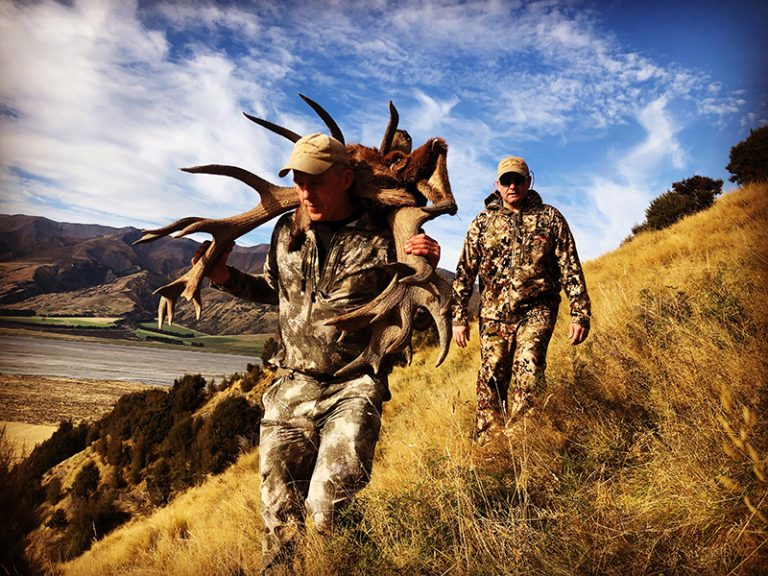 David Reese Professional Hunter New Zealand