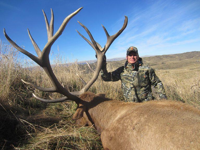 Elk Walt Bowlin SCI 450