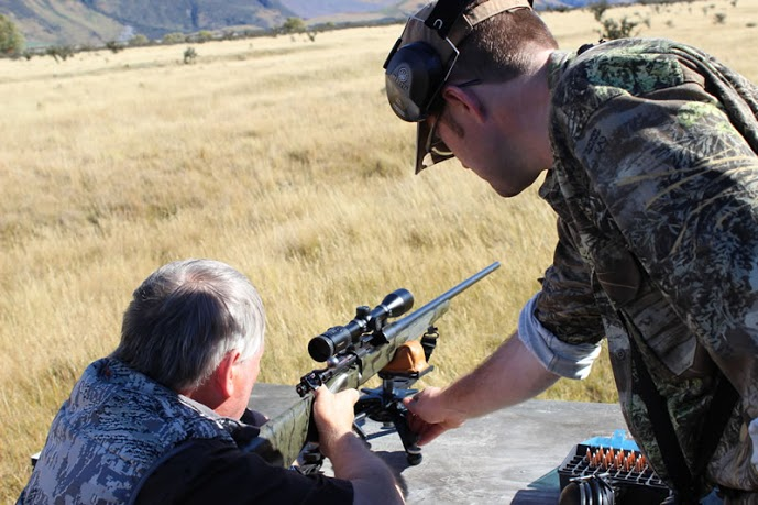 Shooting Gun Range New Zealand Hunting