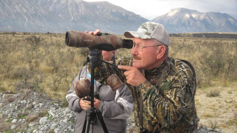 Scope Hunter New Zealand Hunting