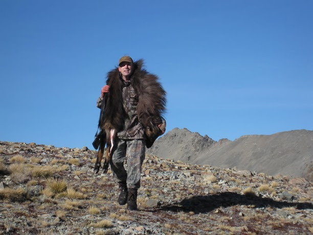 Tahr Hunting Trophy Hunter New Zealand Hunting